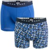 2-Pack Hugo Boss Cotton Stretch Cyclist Boxer