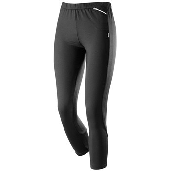 Röhnisch Logo Capri Zip Tights
