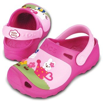 Crocs Hello Kitty Custom Kids * Actie *