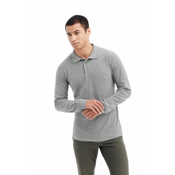 Stedman Polo Long Sleeve Men