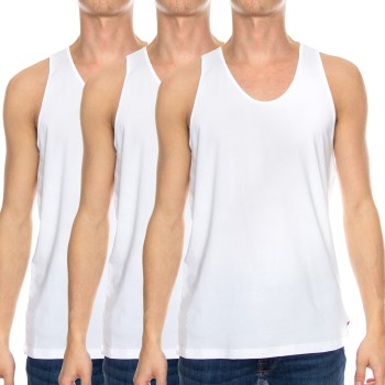 Tommy Hilfiger 3 stuks Classic Recycled Cotton Tank Top