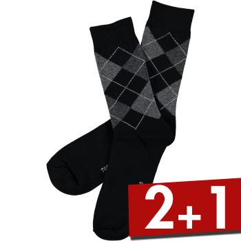 Image of Topeco Mens Classic Sock Argyle