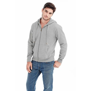 Stedman Active Hooded Sweatjacket For Men