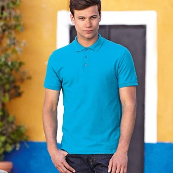 Image of Fruit of the Loom Premium Polo