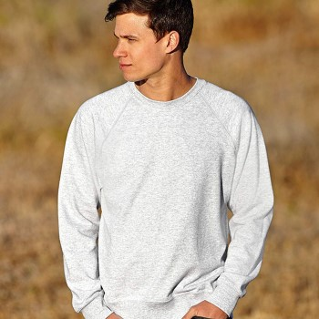 Fruit of the Loom Light Raglan Sweat