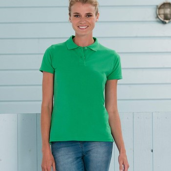 Image of Russell F Classic Cotton Polo