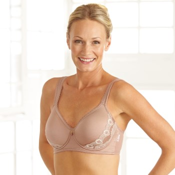 Image of   Swegmark Adamo Luxury Padded Soft Wired Bra * Gratis Fragt *