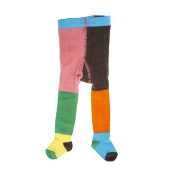 Image of   Happy socks Block Tights Stripe UPP * Gratis Fragt * * Kampagne *