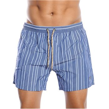 Image of   Hugo Boss Salmon Swim Shorts Blue * Gratis Fragt *