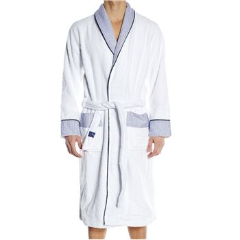Newport Riviera Bathrobe White