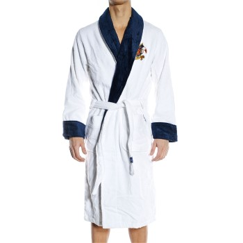 Newport Yacht Club Bathrobe * Maksuton Kuljetus *