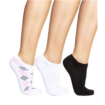 Image of   Salming Low Sock Mix 3p 3-pak * Gratis Fragt * * Kampagne *