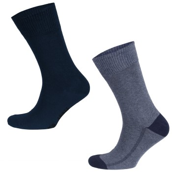 Image of Levis 2 stuks 168SF Regular Cut Socks