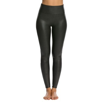 Image of Spanx Faux Leather Leggings
