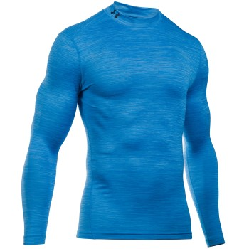Image of Under Armour ColdGear Twist Compression Mock