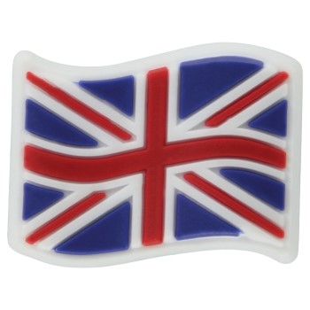 Crocs Jibbitz Great Britain Flag * Gratis verzending *