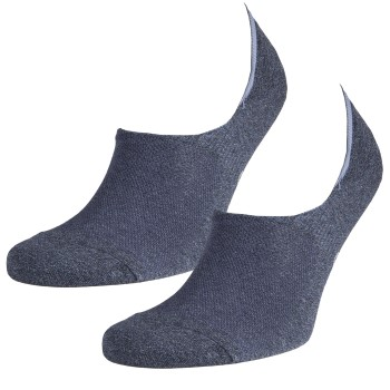 Image of   Calvin Klein Caleb Dress No Show Liner Socks 2-pak * Gratis Fragt *