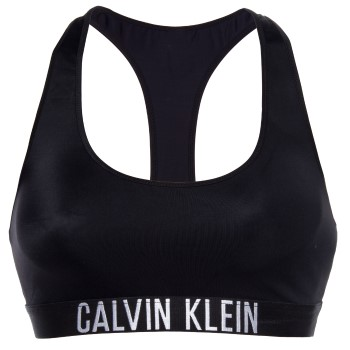 Calvin Klein Intense Power Racerback Bikini Top
