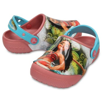 Image of Crocs Fun Lab Graphic Moana Clog