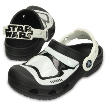 Image of Crocs CC Stormtrooper Clog
