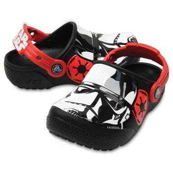 Image of Crocs Fun Lab Stormtrooper Clog
