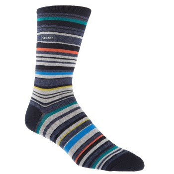 Image of   Calvin Klein Kevin Multi-Stripe Socks * Gratis Fragt *