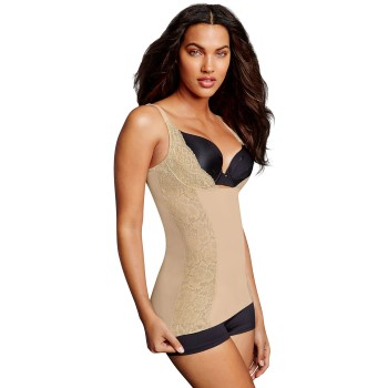 Image of   Maidenform Firm Foundations WYOB Torsette * Gratis Fragt *