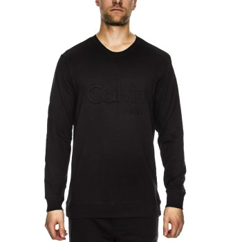 Image of   Calvin Klein Embroidered Logo Sweatshirt * Gratis Fragt *