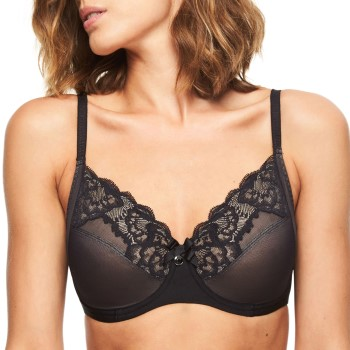 Image of Chantelle Orangerie 3-part Bra