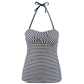 Abecita Sailor Twisted Tankini