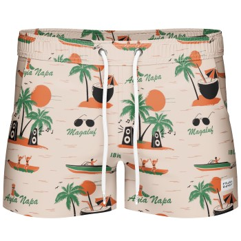 Image of   Frank Dandy Breeze Long Magaluf Swimshorts * Gratis Fragt * * Kampagne *