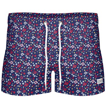 Image of   Frank Dandy Breeze Long Blume Swimshorts * Gratis Fragt * * Kampagne *
