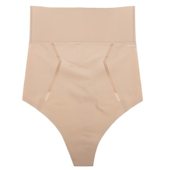 Image of   Calvin Klein Sculpted Shapewear High Waist Thong * Gratis Fragt *