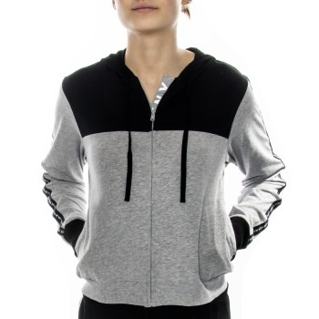 Image of   DKNY Spell It Out LS Hoodie * Gratis Fragt * * Kampagne *