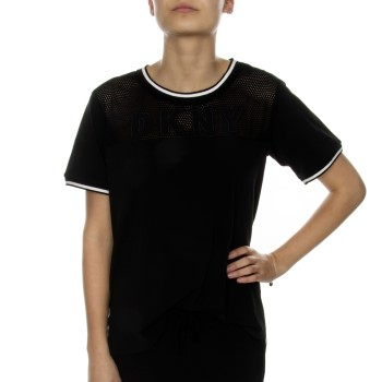 DKNY Spell It Out SS Tee * Maksuton Kuljetus *
