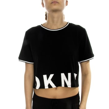 DKNY Spell It Out SS Top * Maksuton Kuljetus *