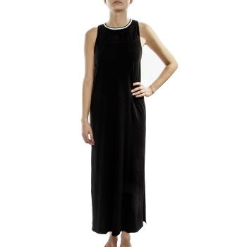 DKNY Spell It Out Maxi Chemise * Maksuton Kuljetus *