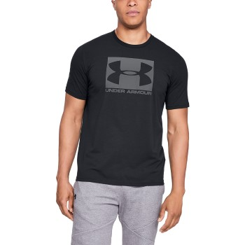 Image of Under Armour Boxed Sportstyle Short Sleeve T-shirt