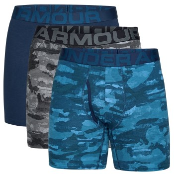 Image of Under Armour 3 stuks Charged Cotton Boxerjock