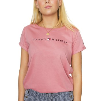 Tommy Hilfiger Logo Tee SS * Actie *