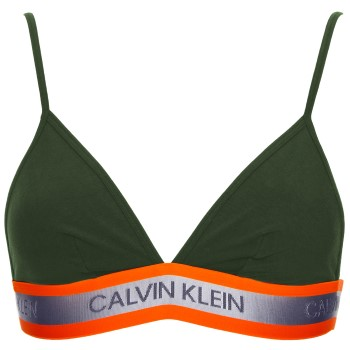 Calvin Klein Hazard Cotton Unlined Triangle * Actie *
