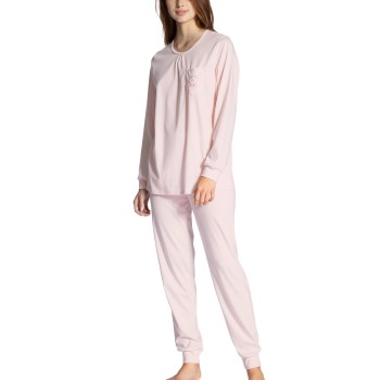 Calida Cosy Cotton Nights Pyjama With Cuff * Gratis verzending *