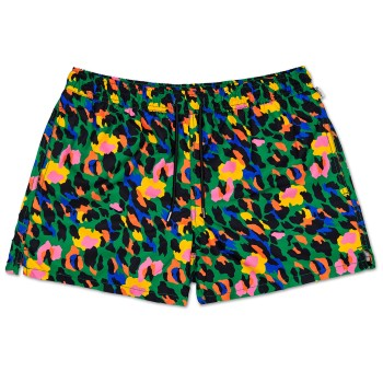 Happy Socks Leopard Swim Shorts * Actie *