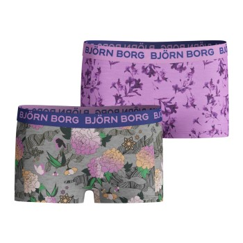 Björn Borg 2-pak Cotton Stretch Shorts For Girls 212 * Kampagne *