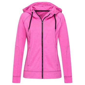 Stedman Performance Women Hooded Jacket