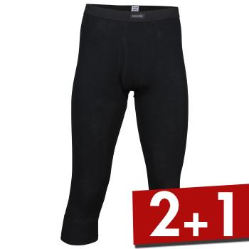 Dovre Wool Three Quarter Long Johns