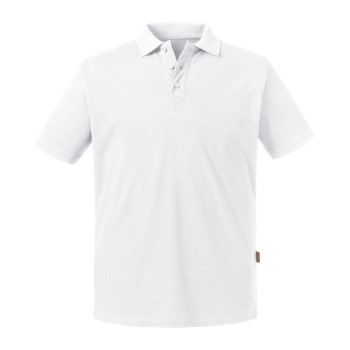 Russell Pure Organic Men Polo