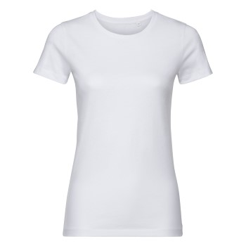 Russell Pure Organic Authentic Women T-shirt