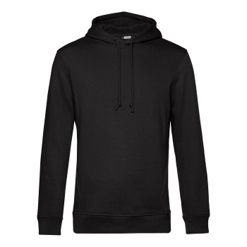 B and C Organic Men Hooded Shirt * Gratis verzending *