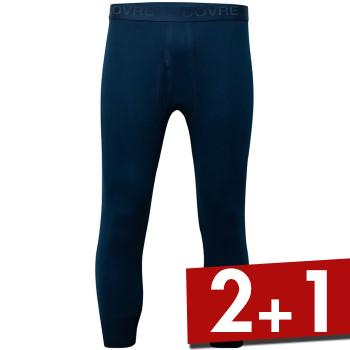 Dovre Three Quarter Long Johns